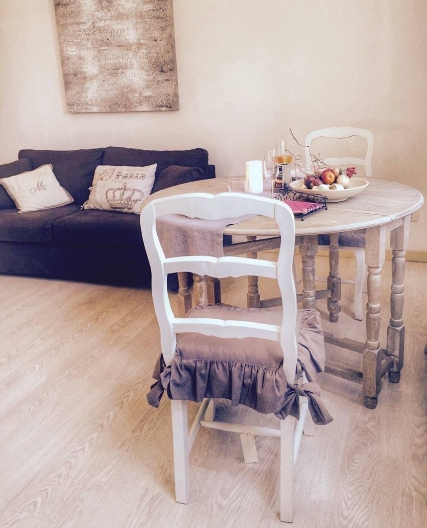 soggiorno romantico - Appartamento Romantico